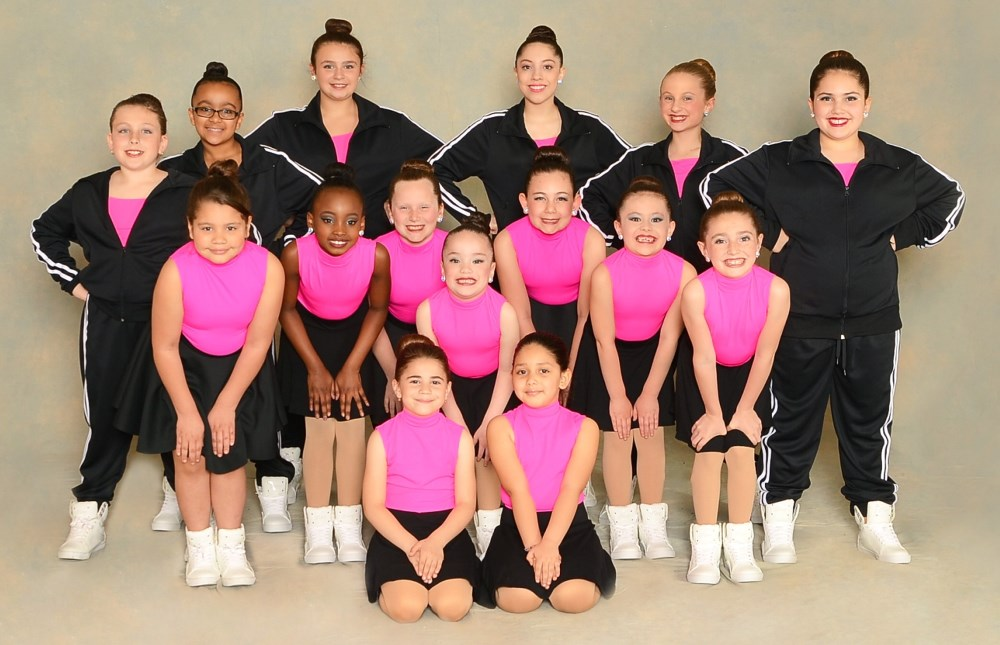 Danceworks group photo